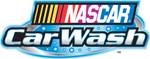 NASCAR Car Wash Logo